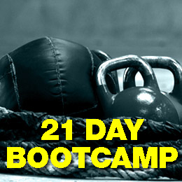 21 Day Bootcamp