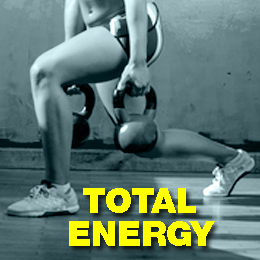 Total Energy at the Fitness Room Sheffield